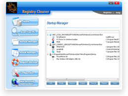 Registry Cleaner by Emulous.com 1.01